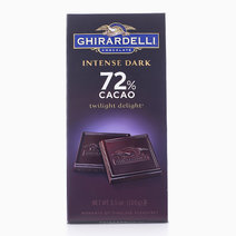 Ghirardelli Intense Dark Twilight Delight 72% Cacao (100g) by Candy Corner