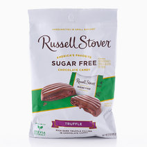 Russell Stover Sugar-Free Chocolate Truffle (85g) by Candy Corner