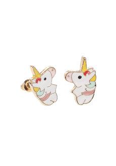 Unicorn Earrings by Znapshop