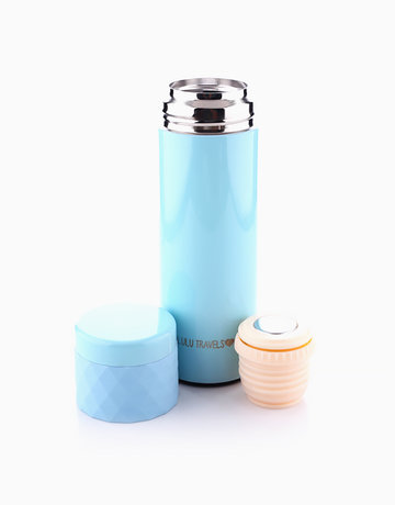 Vacuum Insulated Water Bottle by Lulu Travels