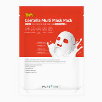 Centella Asiatica Multi Mask by Pureforet