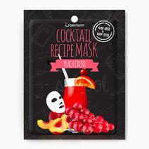 Peach Crush Cocktail Recipe Mask by Berrisom