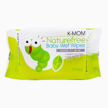 Natural Pureness Basic Wipes (30s) by K-MOM