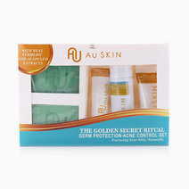 The Golden Secret Ritual Germ Protection-Acne Control Set by Au Skin