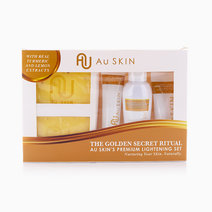 The Golden Secret Ritual AU Skin's Premium Lightening Set by Au Skin