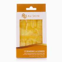 Turmeric & Lemon Skin Lightening Face and Body Bar by Au Skin