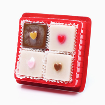 Valentine Petit Fours by The Soap Farm