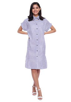 Dorothy Shirt Dress by Babe