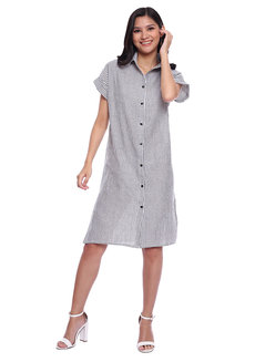 Dorothy Shirt Dress by Babe
