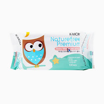 Natural Pureness Premium Wipes (100s) by K-MOM