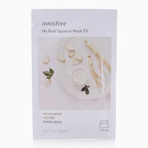 My Real Squeeze Ginseng Mask EX by Innisfree