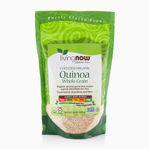 Certified Organic Whole Grain Quinoa by Living Now Foods