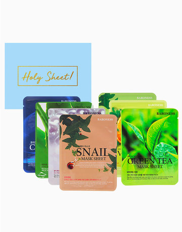 Holy Sheet! Gift Set by BeautyMNL