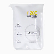 C200 Bubble Peeling Pad for Face by Wish Formula