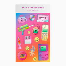 90's Sticker Sheet by Cool Girls Club