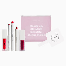 The Ultimate Lip Kit in Rouge by Issy & Co.