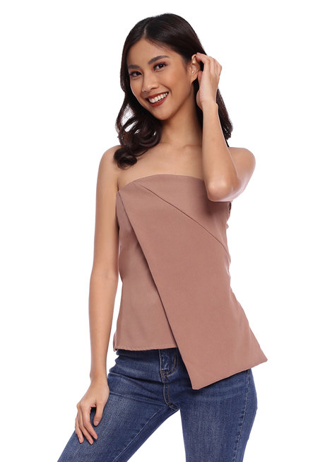 Solenn Tube Top by Aphi