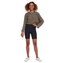 Regular Size Biker Shorts by The Fifth Clothing