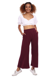 Lazy Ribbed Pants by Lazy Fare