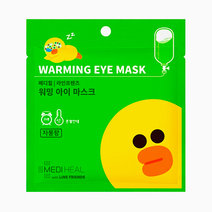 Warming Eye Masks (Sally Chick - Citrus Grapefruit) by Mediheal