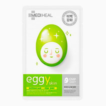 Eggy Skin Whitening Mask by Mediheal
