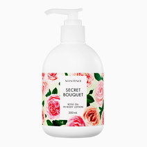 Secret Bouquet Body Lotion by Scentence