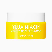 Yuja Niacin 30 Days Miracle Brightening Sleeping Mask Mini (15g) by Some By Mi