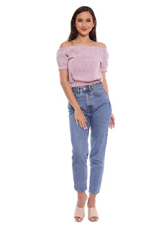 Hedy Off Shoulder Top by Prim and Proper