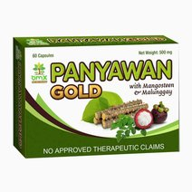 BMX Panyawan Gold with Mangosteen and Malunggay by BMX