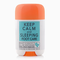 Keep Calm And Sleeping Foot Care by Fortheskin