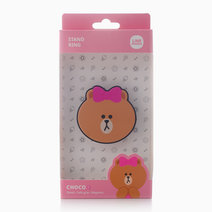 Choco Stand Ring by Line Friends