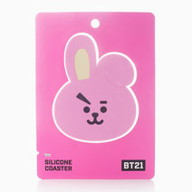 Cooky Silicone Coaster by Line Friends