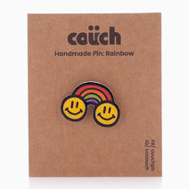 Rainbow Handmade Pin by COUCH