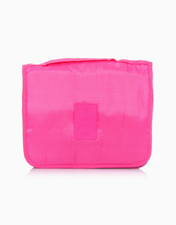 Travel Toiletry Organizer by The Closet Space Savers Company