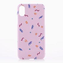 Confetti Phone Case X/XS by El Caja Cases