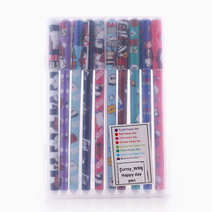 We Bare Bears Happy Day Pen Set (10 Pcs.) by Curtsy