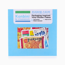 Korean Snack Set 1 by Konbini by Roxy Bunag