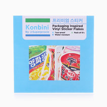Korean Snack Set 3 by Konbini by Roxy Bunag