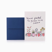 Garden Folded Card by Studio 13 PH