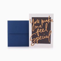 Feel Special Folded Card by Studio 13 PH