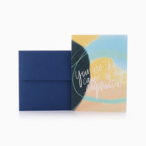 Euphoria Folded Card by Studio 13 PH