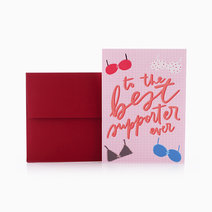 Supporter Folded Card by Studio 13 PH