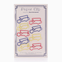 Manila Jeep Paper Clip by Punchdrunk Panda