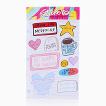 Doodle Sticker Sheet by Studio 13 PH