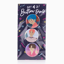 BTS Boy With Luv - Vminhope Pin Set by Studio 13 PH