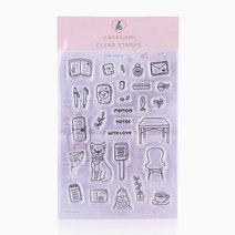 Little Memory Clear Stamp by Karagami