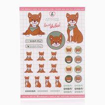Love Shiba Vinyl Sticker by Karagami