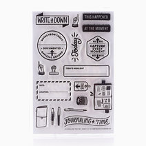 Journaling Time Stamp Set by Shop Abbey Sy