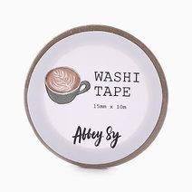Coffee Washi Tape by Shop Abbey Sy