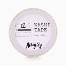 Art Materials Washi Tape by Shop Abbey Sy